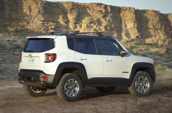 Jeep Renegade (2015),